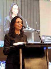 الدكتورة مايا مرسى : مصر أول دول في العالم تطلق استراتيجية لتمكين المرأة