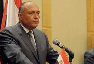 وزير الخارجية يلتقى غدا مع وزير الدولة البريطاني للشرق الأوسط وشمال إفريقيا