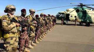 انطلاق فعاليات التدريب المصري السوداني(حارس الجنوب)