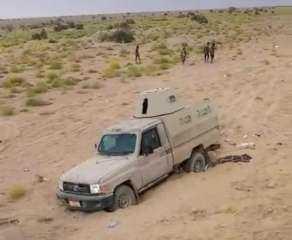 عملية عسكرية تستهدف تجمعا عسكريا للحوثيين