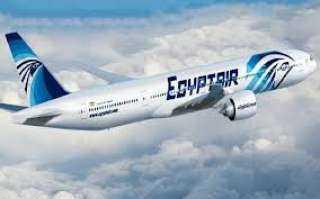 مصر للطيران تستأنف رحلاتها إلى مطار بيروتبعد توقف دام 3 سنوات