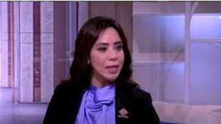 غادة علي: تمكين المرأة المصرية حاليا رد اعتبار حقيقي لها